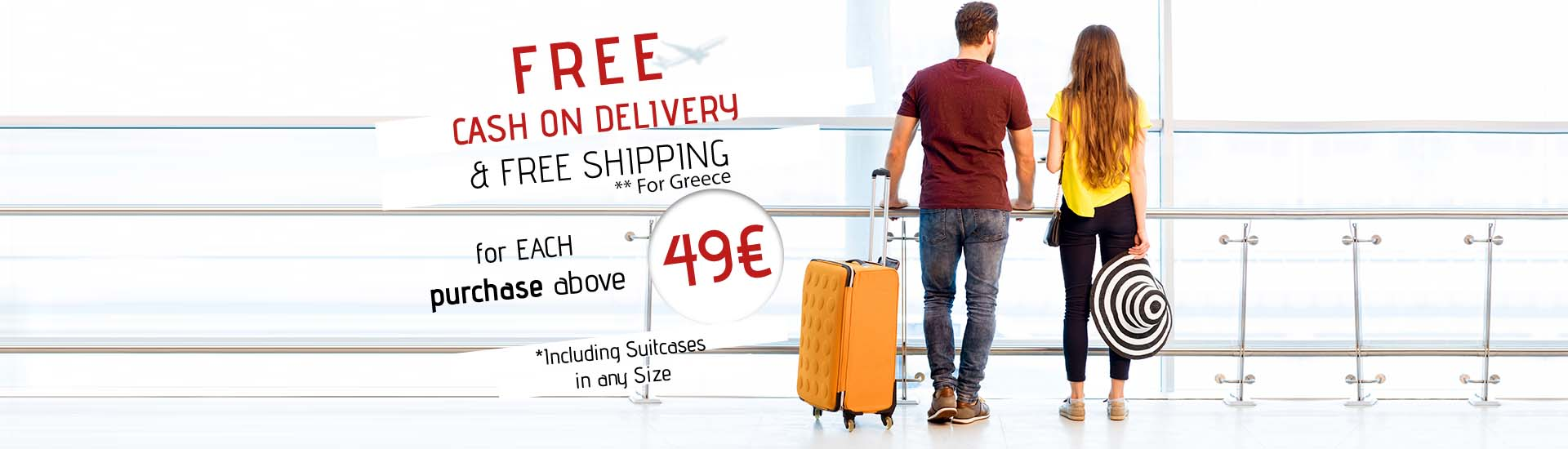 Free Shipping and cash on delivery
