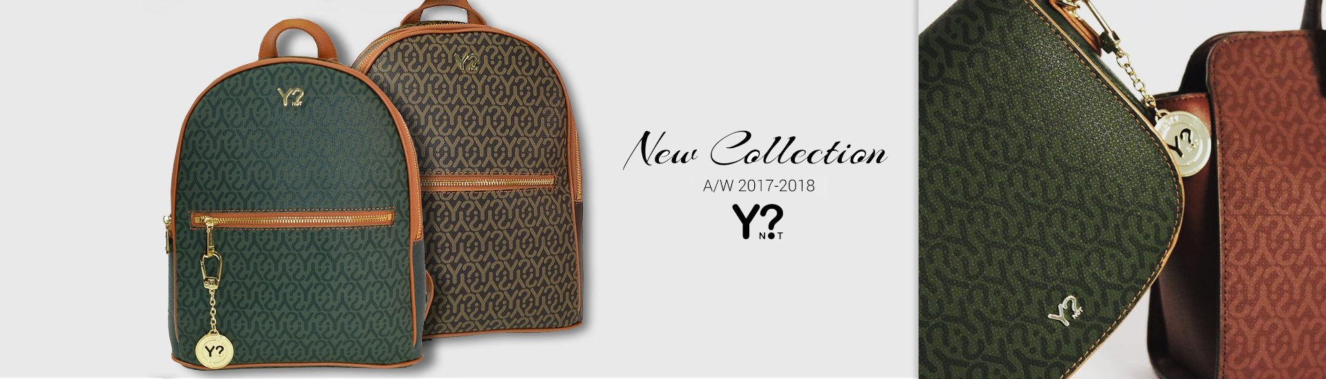 νέα collection Y Not?