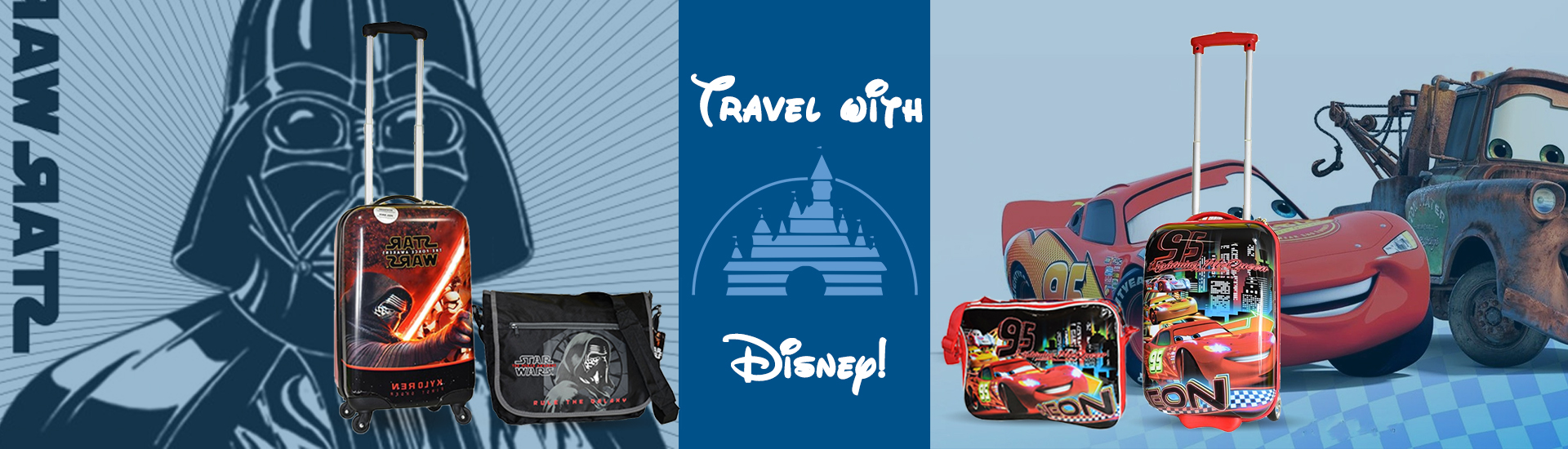 Travel with disney