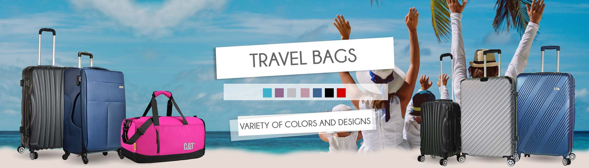 Travel Bags & Briefcases
